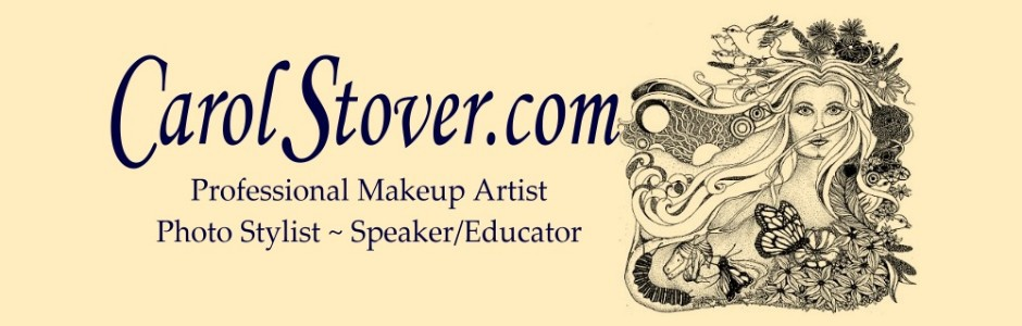 Carol Stover – Professional Makeup Artist, Photo Stylist, & Speaker/Educator